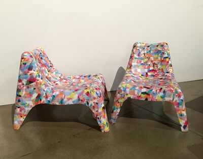 Leonard Suryajaya, 'Chairs from Don't Hold On To Your Bones', 2015