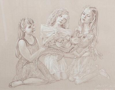 AES+F, 'Inverso Mundus, Girls & Chimeras #2', 2015