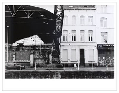Peter Downsbrough, 'Untitled, Brussels', 2006