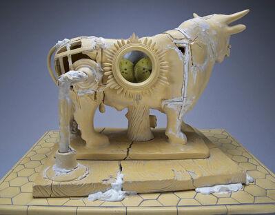 John Byrd, 'Untitled (Bull)', 2013