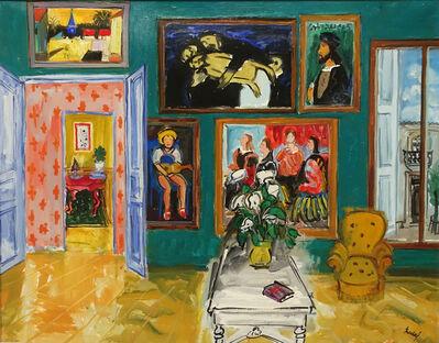 Carlos Nadal, 'Bouquet de fleurs', 1988