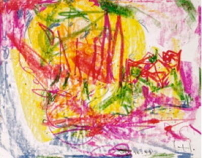 Hans Hofmann, 'Untitled #1538', 1943