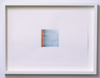 Stefan Milosavljevic, 'Interrupted Rainbow A4 ', 2020