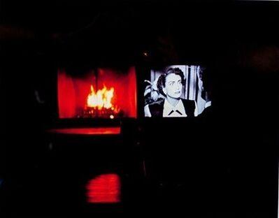 Nan Goldin, 'Joan Crawford's Eyes on Fire. Thanksgiving, New Jersey, 2005'