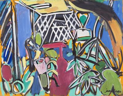 Jason Berger, 'Untitled (The Garden Estombar)', 1989