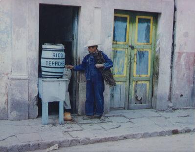 Ellen Auerbach & Eliot Porter, 'Santiago', 1956