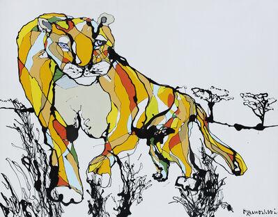 Ryuma Imai, 'Female Lion', 2013