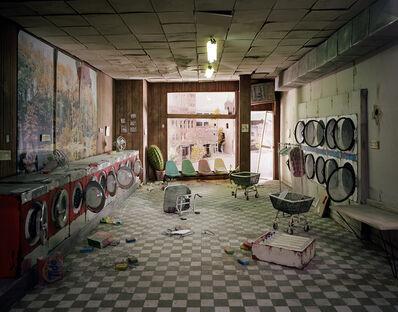 Lori Nix and Kathleen Gerber, 'Laundromat', 2008