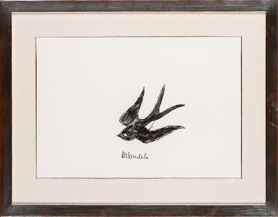 Nelson Mandela, 'Swallow, black', ca. 2000