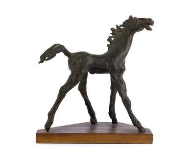 Augusto Murer, 'Horse', 1975