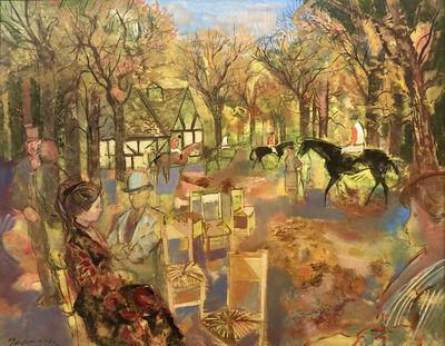 Emilio Grau Sala, 'Paddock', ca. 1960