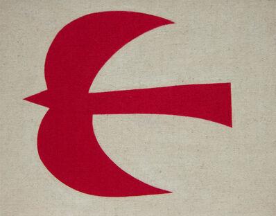 Antonio Ballester Moreno, 'Red Bird #1', 2017