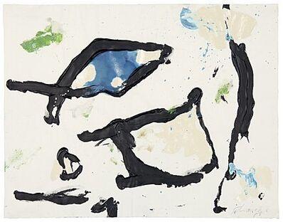 Emil Schumacher, 'G-12/1988', 1987
