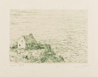 Claude Monet, 'La Douane, Effet de l'apres-midi', 1890