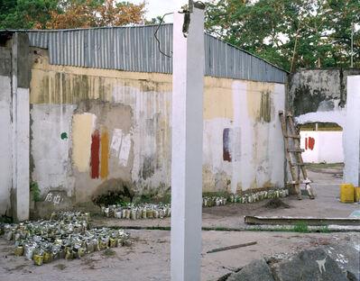 Ângela Ferreira, 'Maison Tropicale (footprint)', 2007