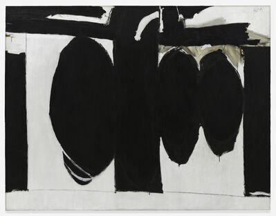 Robert Motherwell, 'Elegy to the Spanish Republic, No. 57', 1957-1961