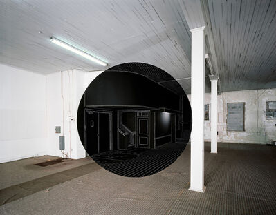 Georges Rousse, 'Bargain', 2004