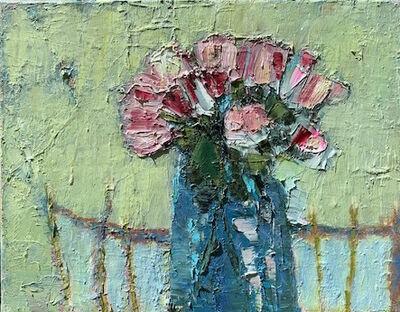 Maureen Chatfield, 'Pink Roses', 2019