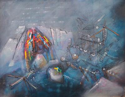 Roberto Matta, 'Untitled ', 1961