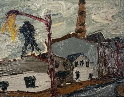 Arnold Sharrad, 'Impressionist Brooklyn Streetscape (6)', 2006-2007