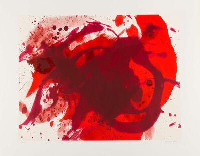 Kazuo Shiraga, 'Passionate Winner', 1988