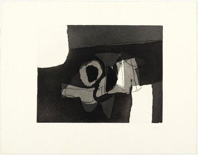 Afro (Afro Basaldella), 'Nero II', 1969