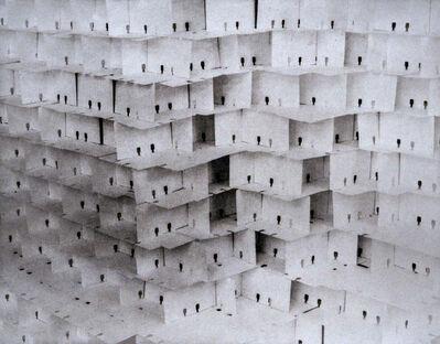 Jean Shin, 'Carte Blanche 2', 2003