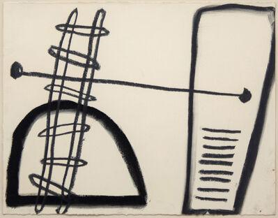 Basil Beattie RA, 'Above and Below #8', 2003