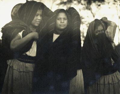 Tina Modotti, 'Girls in Shawls', 1924, 29/1924, 29