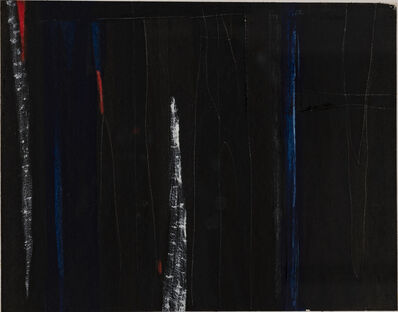 George Dannatt, 'Small Black Abstract (Xanadu)', 1963
