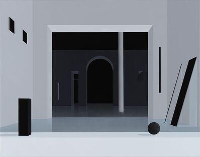 Ben Willikens, 'Raum 676', 2018