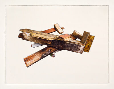 Jennifer Williams, 'Wood #2', 2012