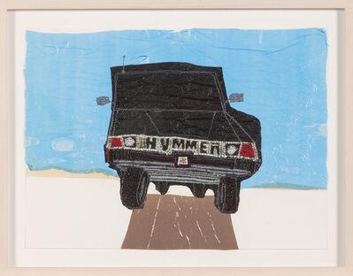 Lisa Sanditz, 'Hummer', 2003