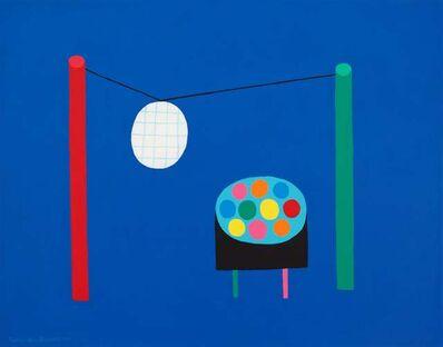 Rodney Alan Greenblat, 'Yard party', 2014
