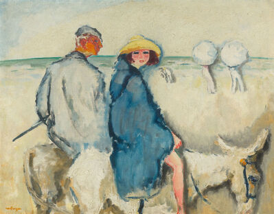 Kees van Dongen, 'L'Ânier (L'Ânier de Scheveningen)', 1912