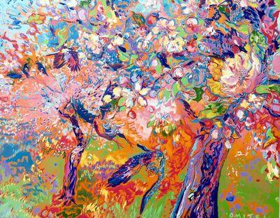 Dmitri Wright, 'Apple Blossom Opus 2', 2017