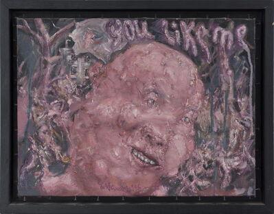 Liu Wei 刘炜, 'Do you like me', 1996
