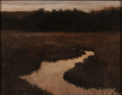 Dennis Sheehan, 'Stream at Dusk'