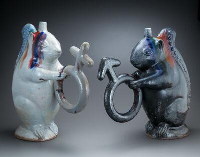 Michelle Erickson, 'HB2 Squirrels'