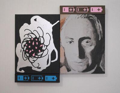 Matthew Antezzo, 'Three degrees of Abstraction, (plus, minus, zero), RB', 2015