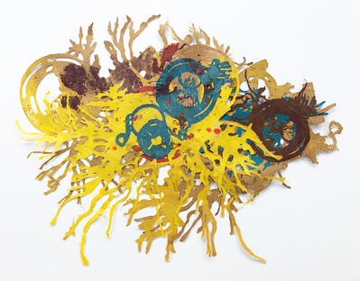 Joan Hall, 'The New Living Reef #3', 2020
