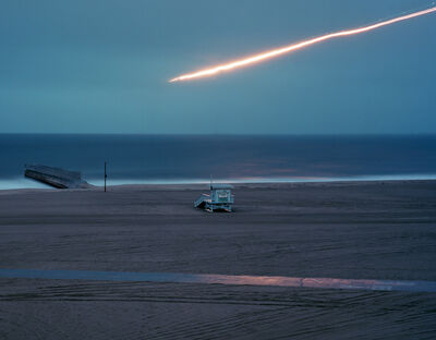Kevin Cooley, 'Landings LAX Runway 7R', 2011