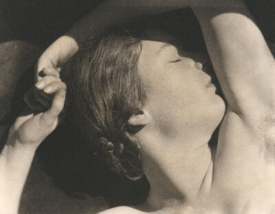 Dorothea Lange, 'Mrs. Paul Jones, A Professional Dancer', 1920s-printed 1992 by Rondal Partridge