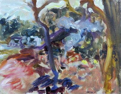 Natalia Laluq, 'Humber Marshes Picnic', 2020