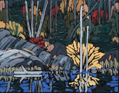 Ted Godwin, 'Yellow Tree Shoreline-Kenauk', ca. 2004