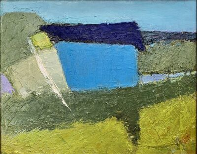 Maureen Chatfield, 'Hopewell Barn', 2019