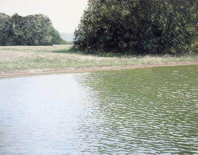 Benoît Trimborn, 'Canal an été', 2019