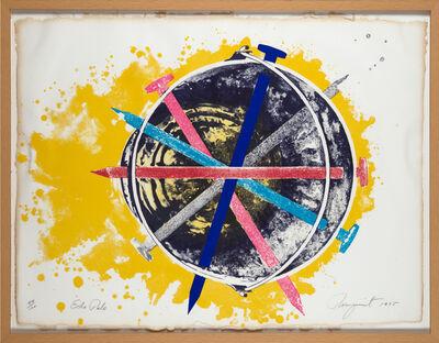 James Rosenquist, 'Echo Pale', 1975