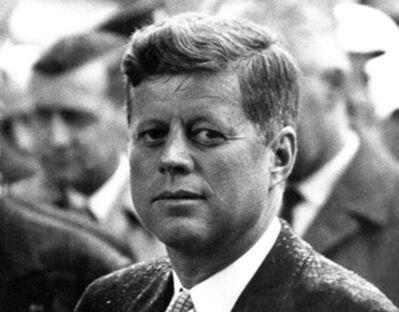 Harry Benson, 'President John F. Kennedy, Paris ', 1961