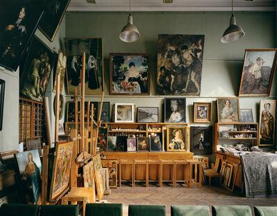 Andrew Moore, 'Restoration Studio, St. Petersburg', 2002